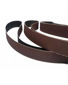 """Abrasive belts - 4"""""""