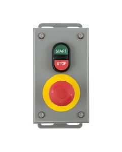Push Button Station - With Start/Stop