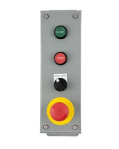 Push Button Station - With Start/Stop & F/R