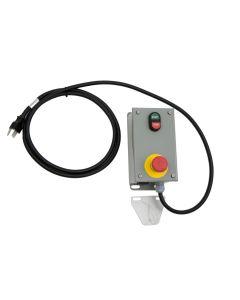 Anti-Restart Motor Control 120v, 1ph, 15A, NR, WPB, Interlock Switch Control Circuit