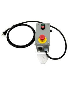 Anti-Restart Motor Control 120v, 1ph, 20A, NR, WPB, Interlock Switch Control Circuit