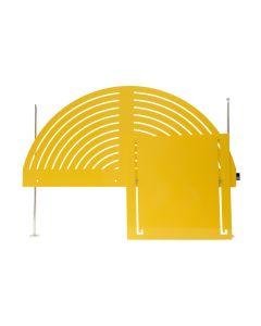 Stronghold Upper Disc Sander Shield